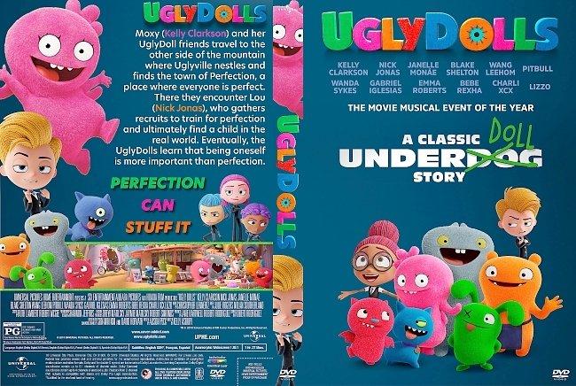 dvd cover UglyDolls DVD Cover