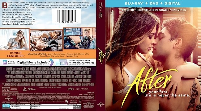 dvd cover After Bluray Cover