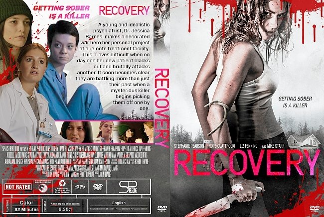 dvd cover Recovery DVD Cover