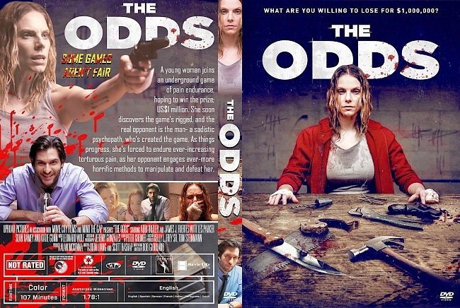 dvd cover The Odds DVD Cover