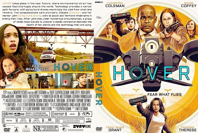 dvd cover Hover DVD Cover