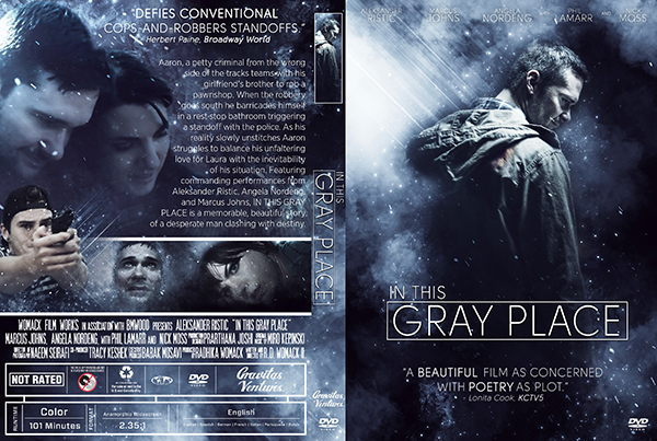 dvd cover In This Gray Place DVD Cover