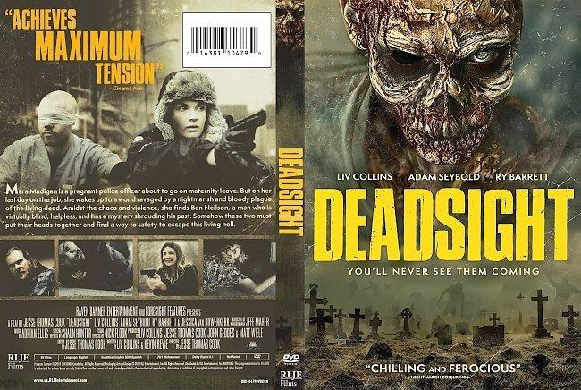 dvd cover Deadsight DVD Cover