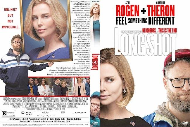 dvd cover Long Shot DVD Cover