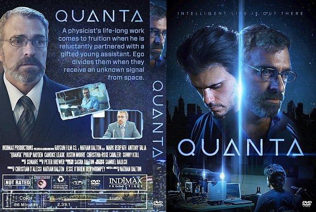 dvd cover Quanta DVD Cover
