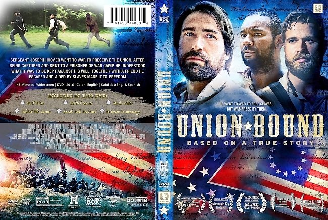 dvd cover Union Bound DVD Cover