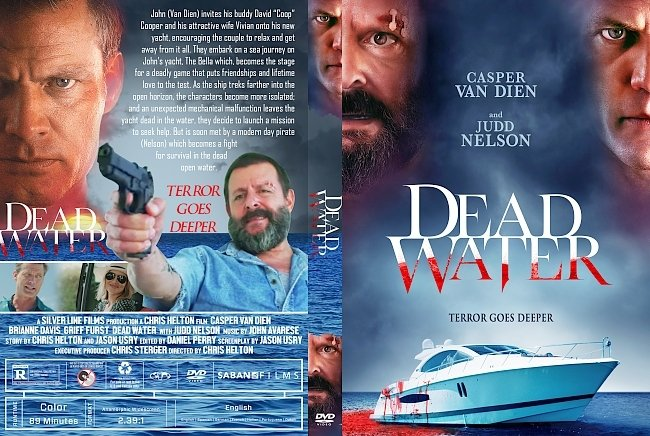 dvd cover Dead Water DVD Cover