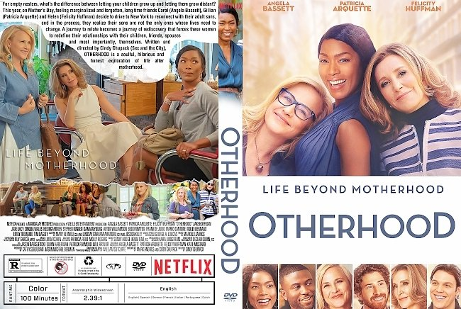 dvd cover Otherhood DVD Cover
