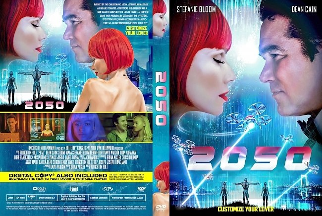 dvd cover 2050 DVD Cover