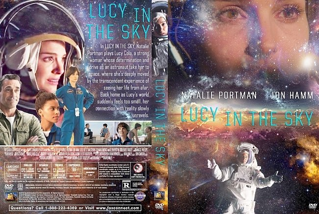 dvd cover Lucy In The Sky DVD Cover