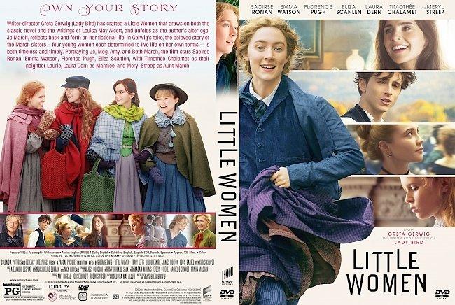 dvd cover Little Women DVD Cover