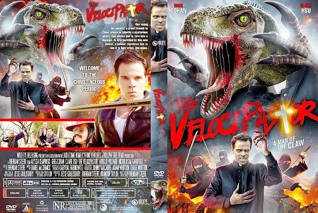 dvd cover The VelociPastor DVD Cover