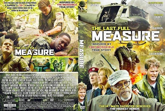 dvd cover The Last Full Measure DVD Cover