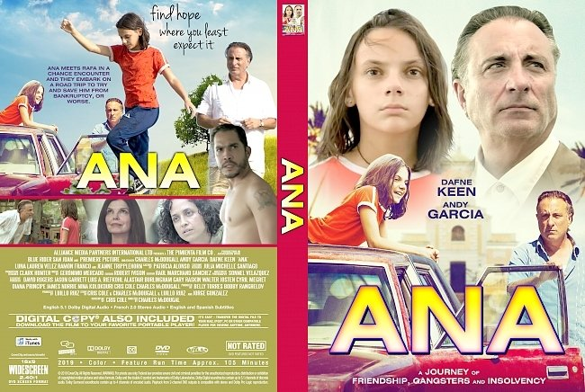 dvd cover Ana DVD Cover