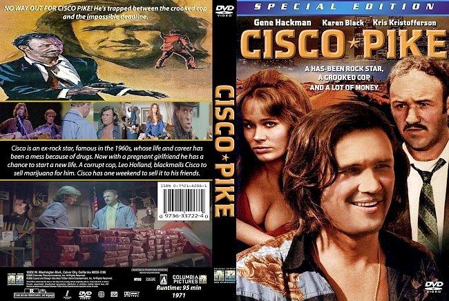 dvd cover Cisco Pike 1971 Dvd Cover
