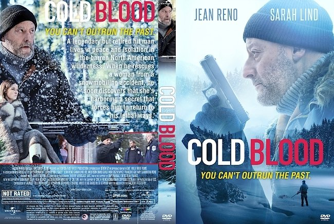 dvd cover Cold Blood 2019 Dvd Cover