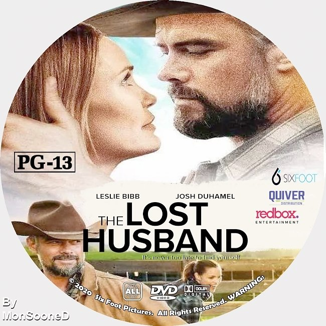dvd cover The Lost Husband 2020 Dvd Disc Dvd Cover