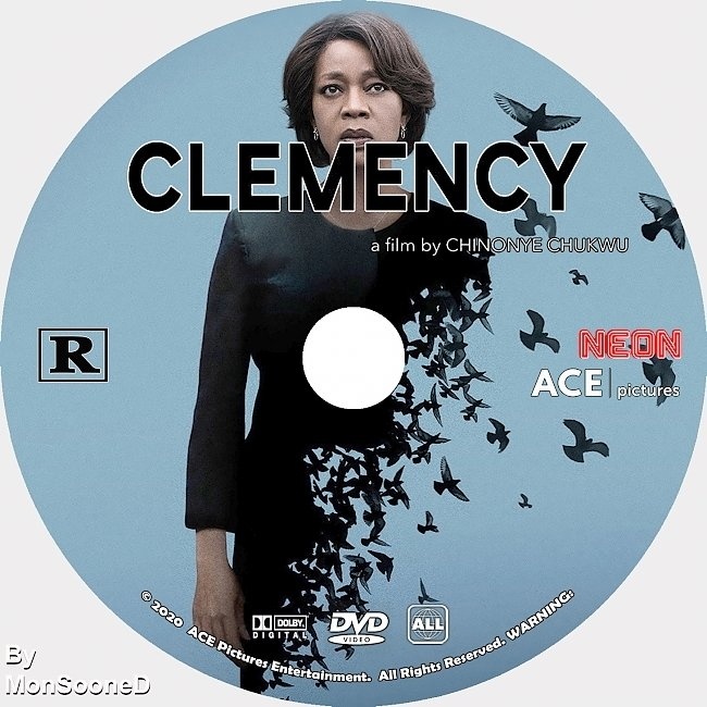 dvd cover Clemency 2020 Dvd Cover