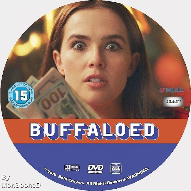 dvd cover Buffaloed Dvd Cover