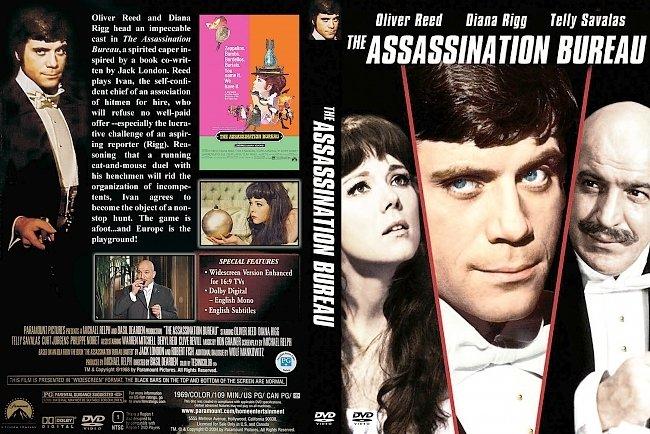 dvd cover Assassination Bureau, The 1969 Dvd Cover