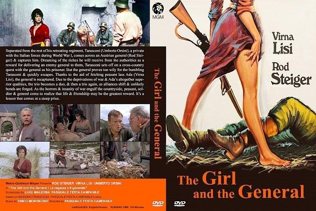 dvd cover Ragazza E Il Generale, La 1967 Dvd Cover