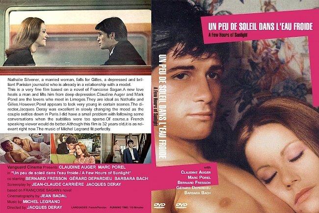 dvd cover Un Peu De Soleil Dans L'eau Froide 1971 Dvd Cover