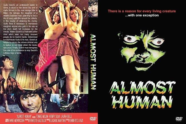 dvd cover Milano Odia: La Polizia Non Può Sparare 1974 Dvd Cover