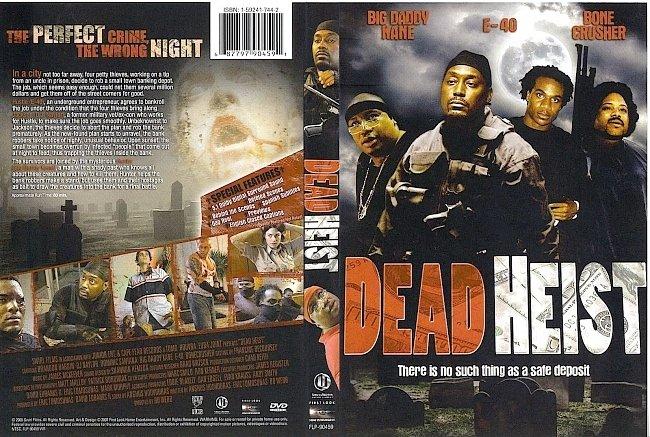 dvd cover Dead Heist 2007 Dvd Cover