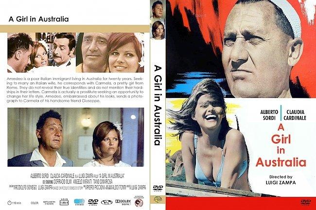dvd cover Bello, Onesto, Emigrato Australia Sposerebbe Compaesana Illibata 1971 Dvd Cover