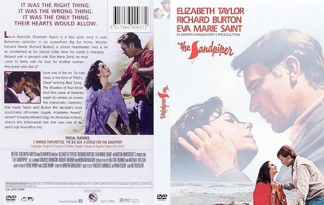 dvd cover Sandpiper, The 1965 Dvd Cover