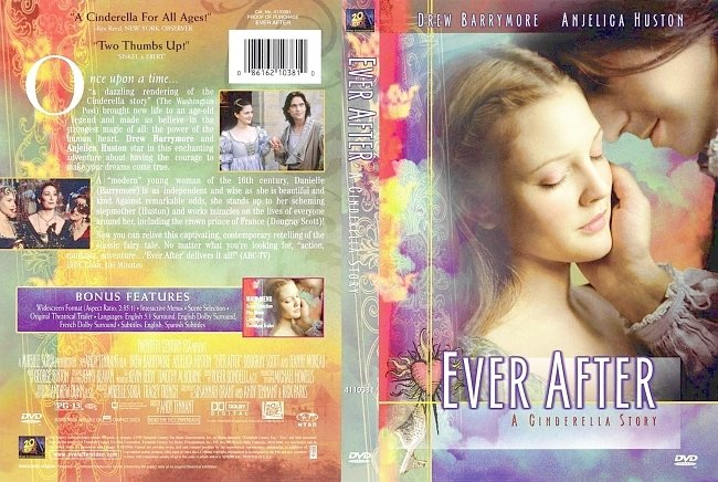 dvd cover Ever After 1998 Dvd Cover