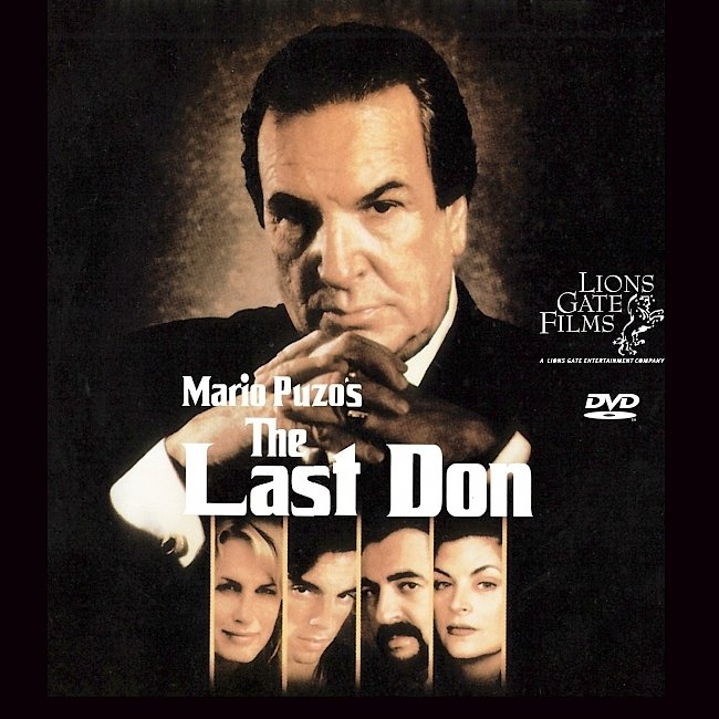 dvd cover The Last Don Dvd Cover