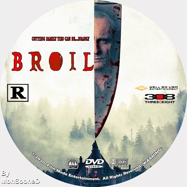 dvd cover Broil 2020 Dvd Disc Dvd Cover