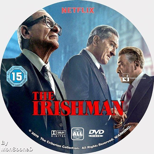dvd cover The Irishamn 2019 Dvd Disc Dvd Cover