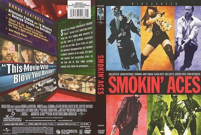 dvd cover Smokin Aces 2007 Dvd Cover