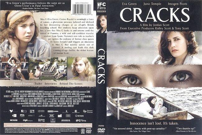 dvd cover Cracks 2009 Dvd Cover