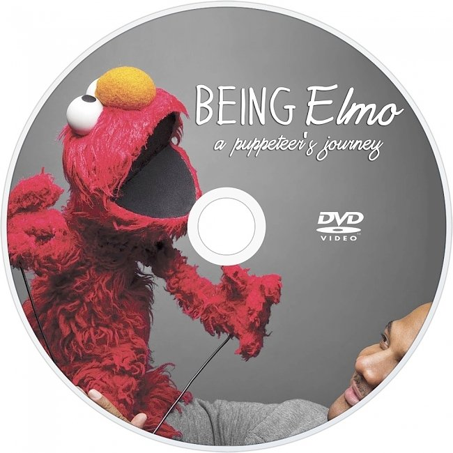 dvd cover Being Elmo: A Puppeteer's Journey 2011 Dvd Cover