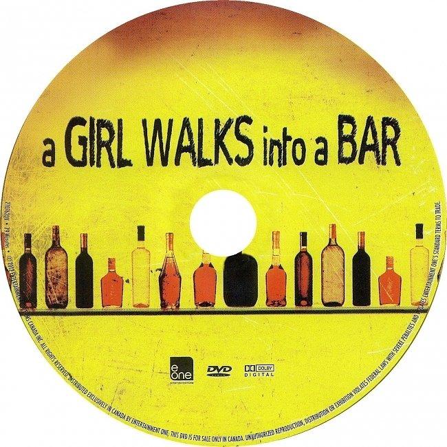 dvd cover A Girl Walks Into A Bar 2011 R1 Disc Dvd Cover
