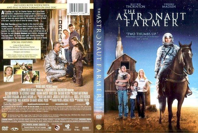dvd cover The Astronaut Farmer 2006 Dvd Cover