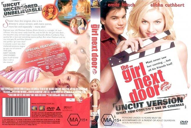 dvd cover The Girl Next Door 2004 Dvd Cover