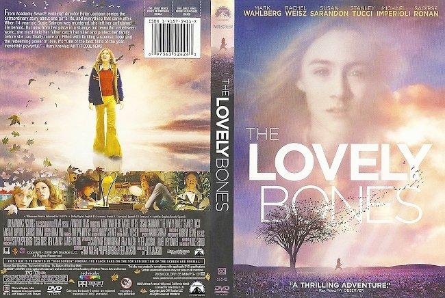 dvd cover The Lovely Bones 2009 Dvd Cover