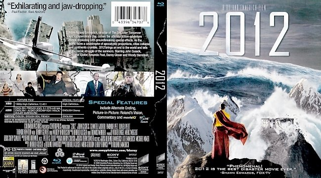 dvd cover 2012 2009 Dvd Cover